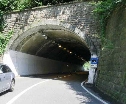 Chiusa I Tunnel southern portal