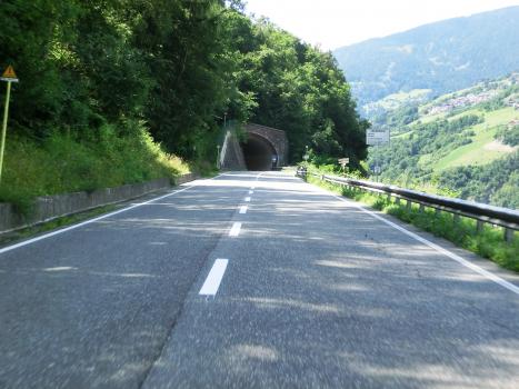 Chiusa III Tunnel northern portal