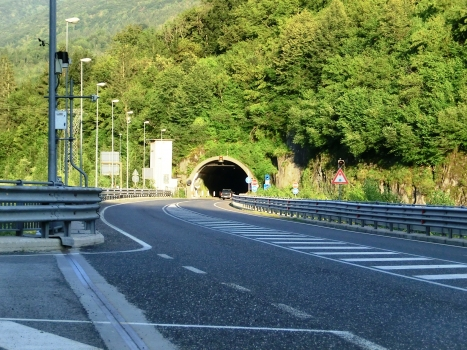 Fara Tunnel northern portal
