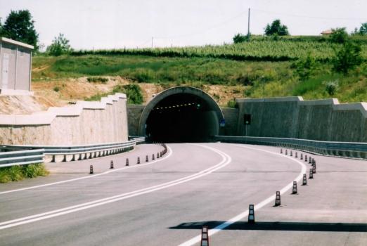 Tunnel Montà