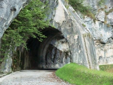 Via Mala di Scalve 1 Tunnel southern portal