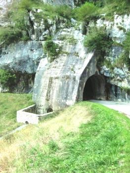 Via Mala di Scalve 1 Tunnel northern portal