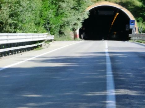 Monte Grosso Tunnel western portal