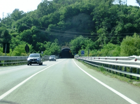 Vispa Tunnel eastern portal