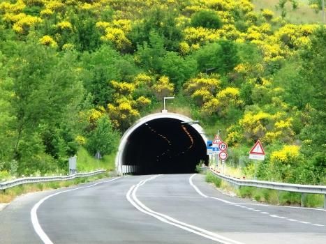 Colle del Prete-Tunnel