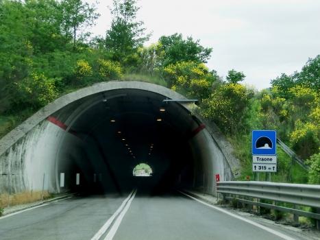 Traone Tunnel northern portal