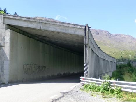 Tunnel Foscagno II