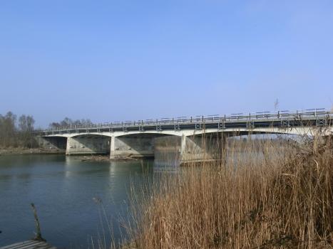 Pont sur le Reno (SS309)