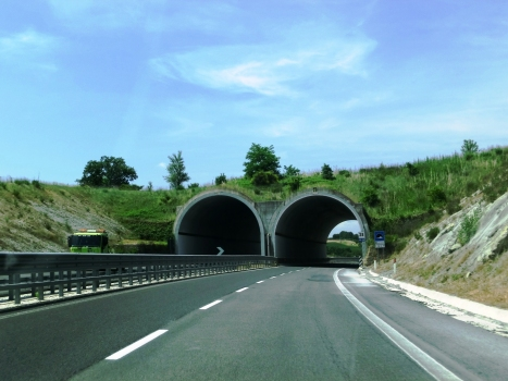 Tunnel Campo del Sasso