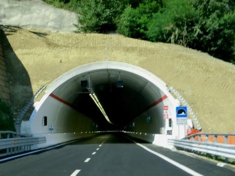 Tunnel San Gregorio