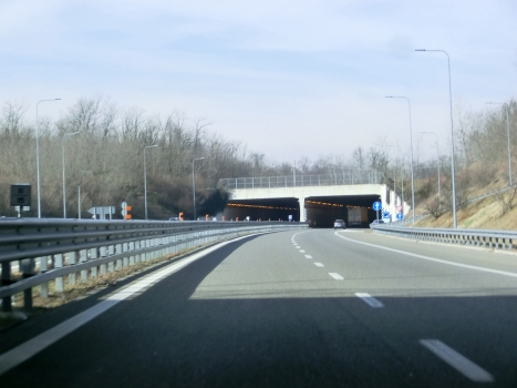FNM Milano-Novara Tunnel southern portals