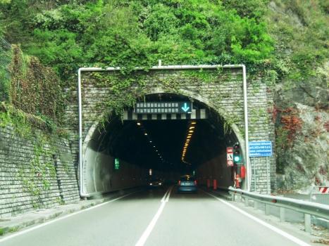 Porlezza Tunnel western portal