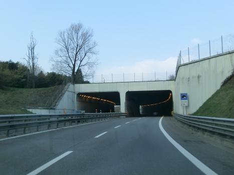 Tunnel de Montegrappa