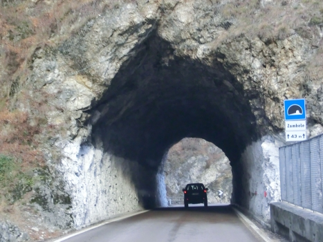 Tunnel de Zambele