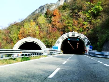 Tunnel de Fiumelatte