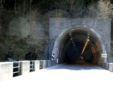 Stuz Tunnel northern portal