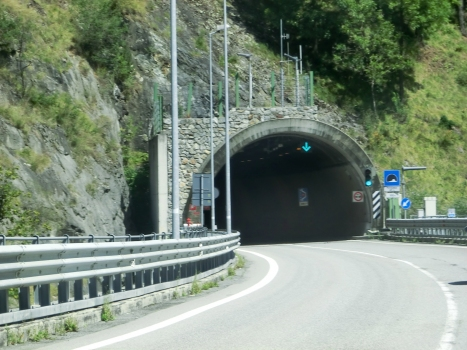Mondadizza Tunnel southern portal