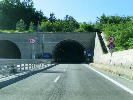 Tunnel de Monte Coronaro