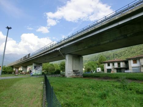 Talbrücke Valle di Fa