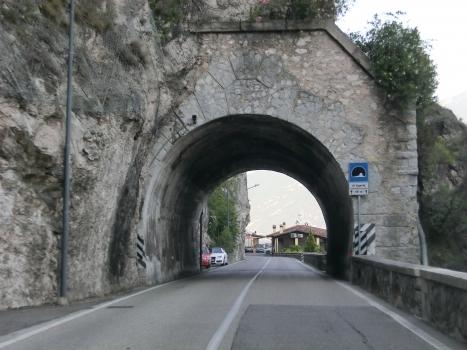 Egeria Tunnel southern portal