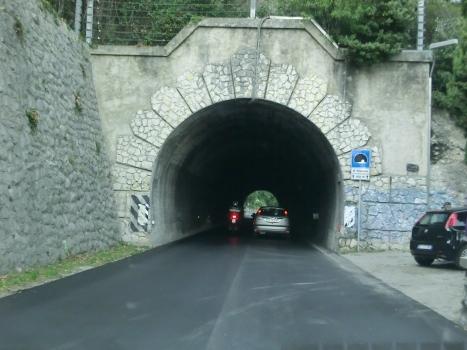 Giunone Tunnel southern portal