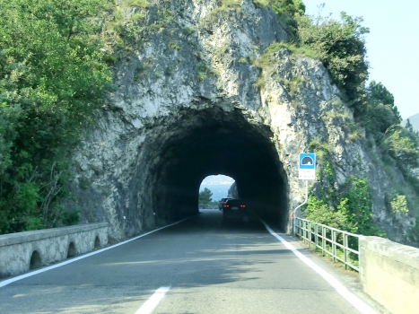 Sirene Tunnel southern portal