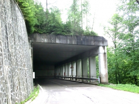 Tunnel de Culzei III