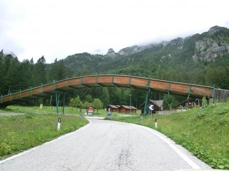 Lavadin-Pian di Casa Ski Bridge