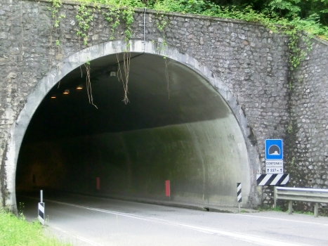 Tunnel de Costone II