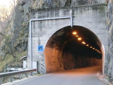 Sarentino 9 Tunnel northern portal