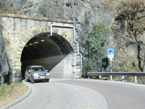 Sarentino 9 Tunnel southern portal