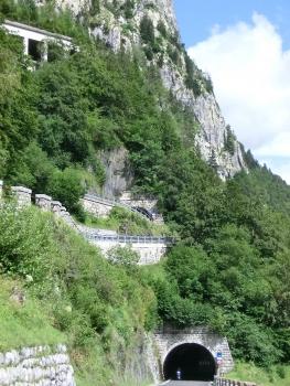 Tunnel de Monte Croce X