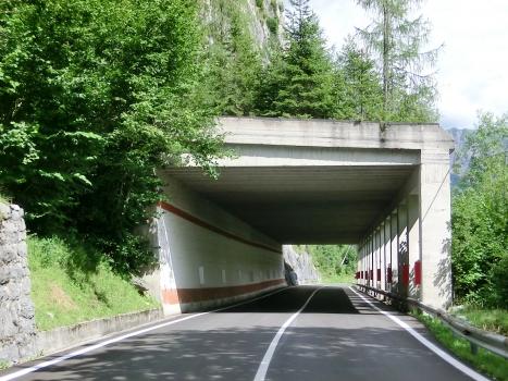Tunnel de Monte Croce V