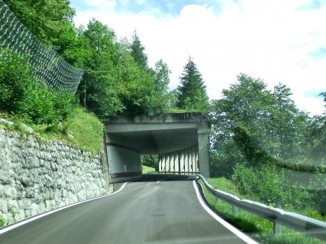 Tunnel de Monte Croce VI