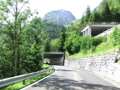 Tunnel de Monte Croce VII