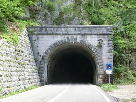 Tunnel Passo Predil