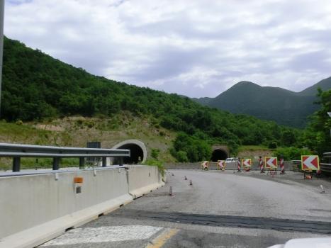 Tunnel Albacina Sud