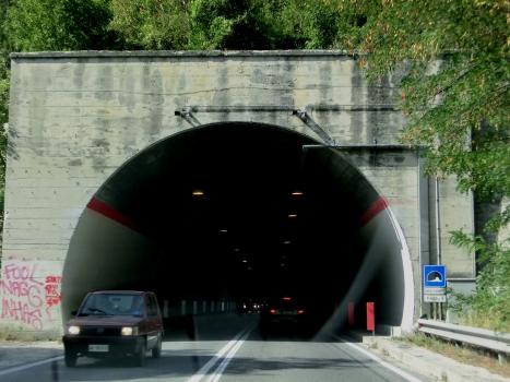 Tunnel Colle Saluccio