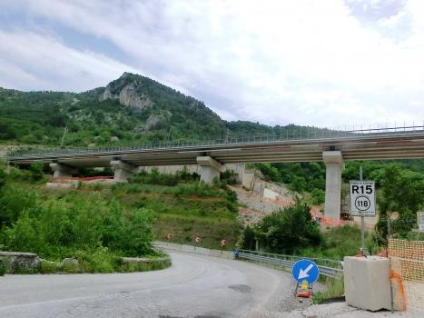 Talbrücke Gattuccio Süd