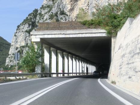 Tunnel Gola della Rossa