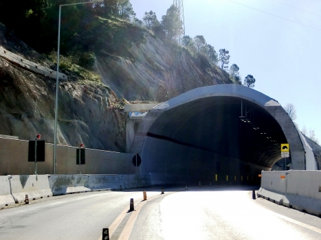 Mariani Tunnel northern portal