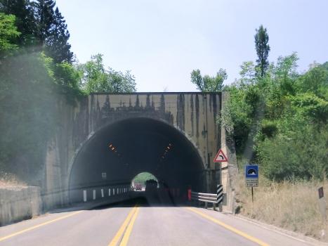 Tunnel Sassi Rossi 1