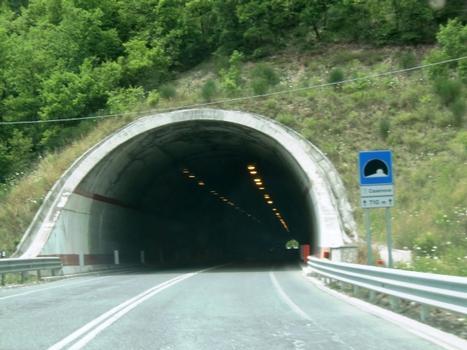 Casenuove Tunnel eastern portal