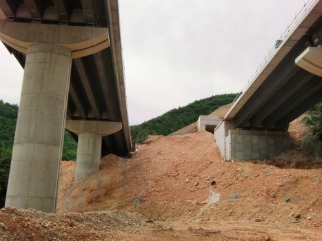 Talbrücke Rio Rifugio