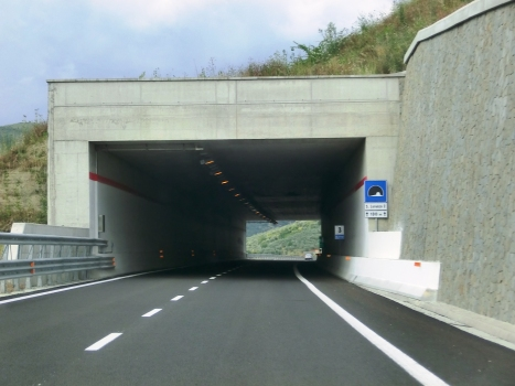 Tunnel de San Lorenzo 2
