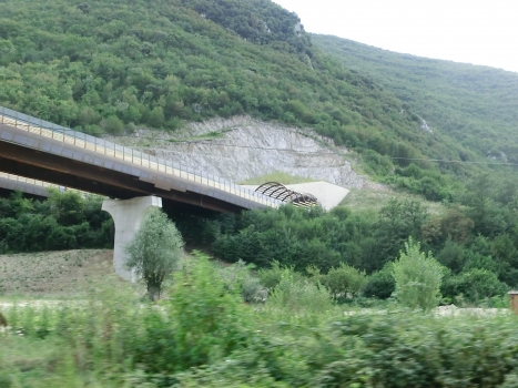 Talbrücke Scopoli