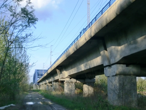 Dora-Baltea-Viadukt