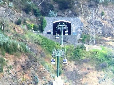 Botanical Garden Cable Car - Monte Station