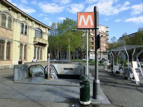 Station de métro Rivoli