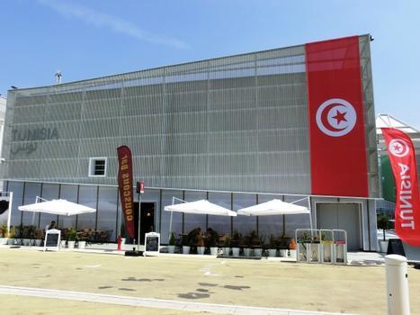 Tunisian Pavilion (Expo 2015)
